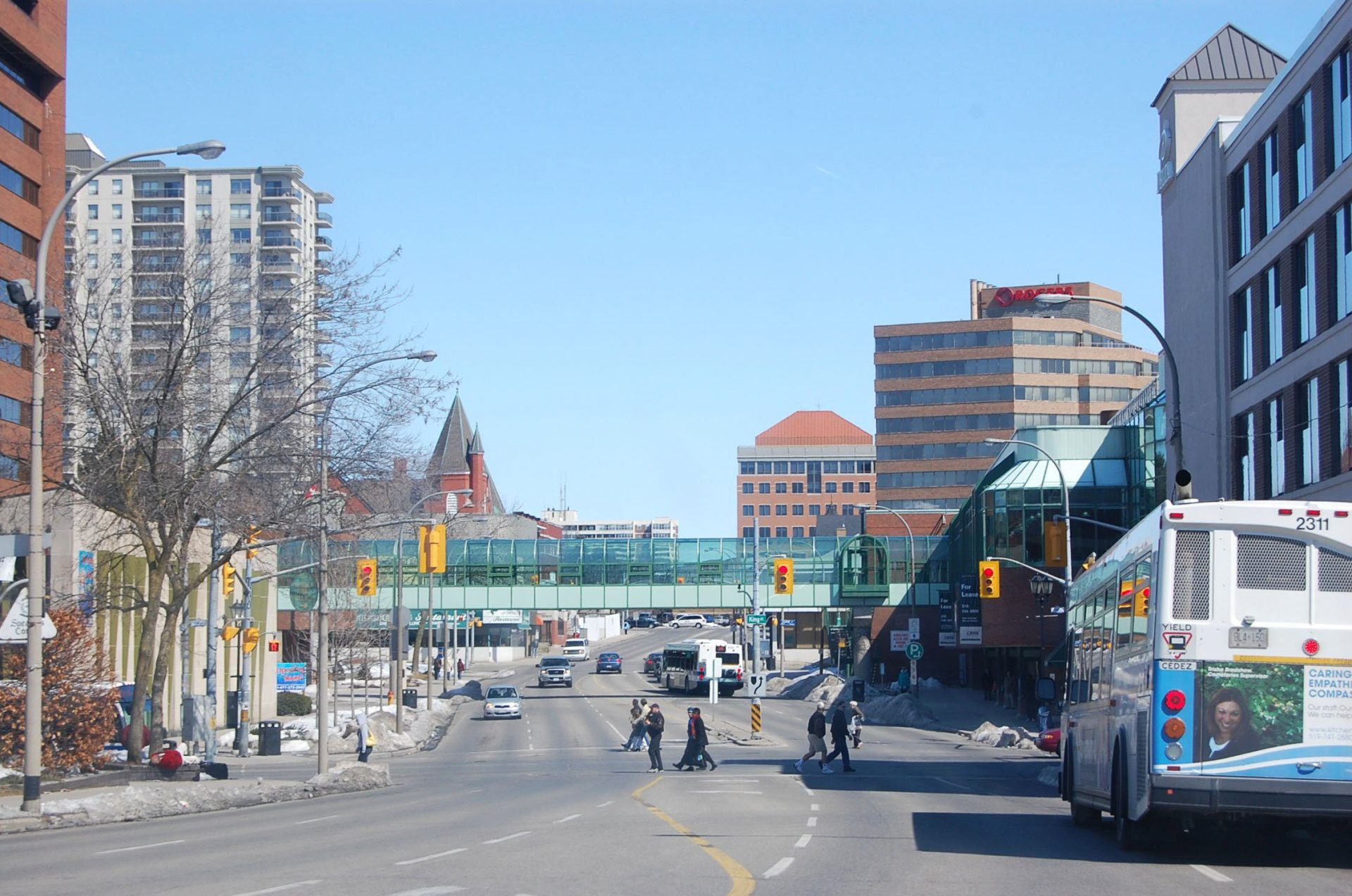 Downtown Kitchener, Ontario