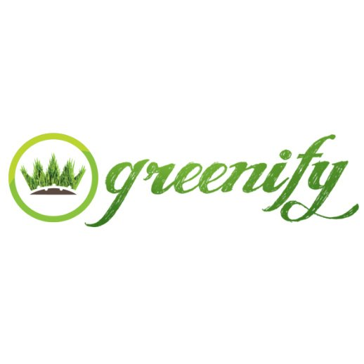 Greenify Organic Lawn Care logo