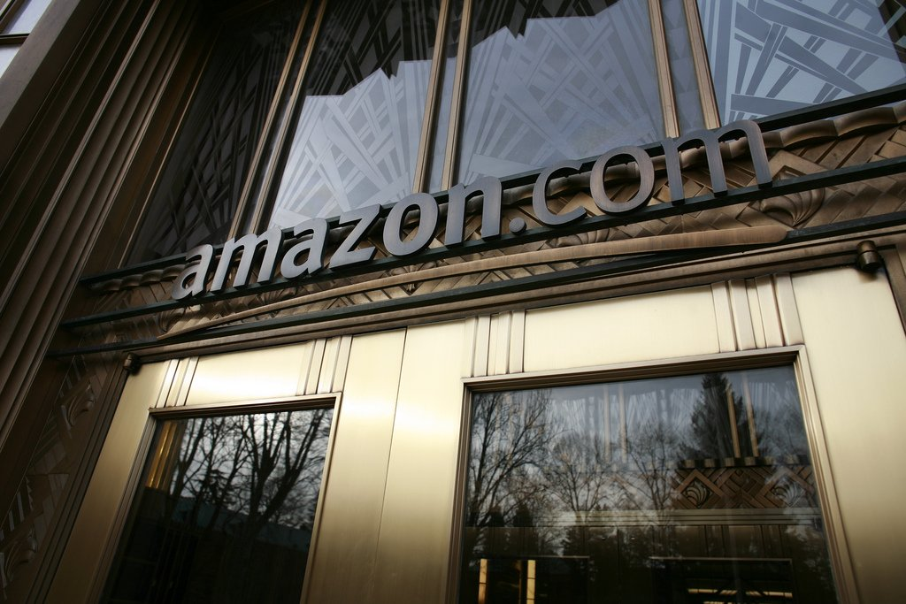 Amazon's front door | by Robert Scoble