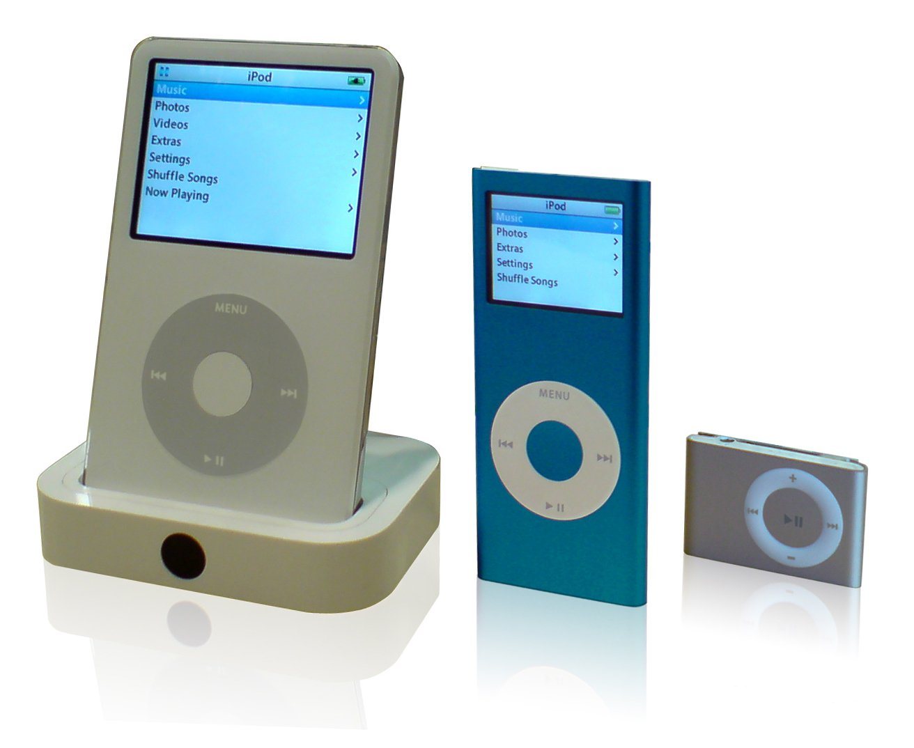 Apple iPod mp3 players