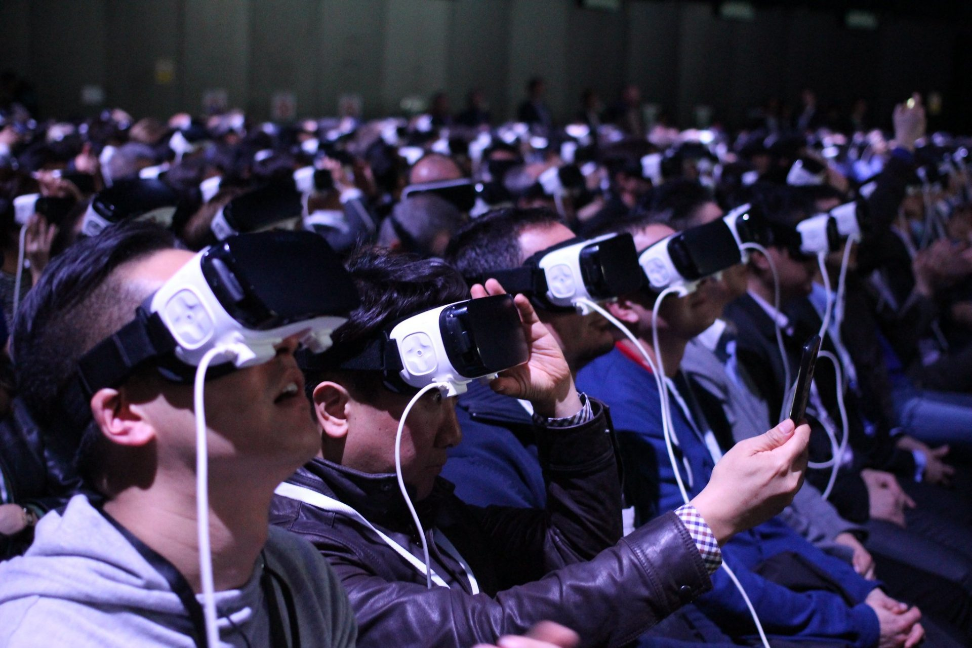 Samsung's Virtual Reality MWC 2016 Press Conference