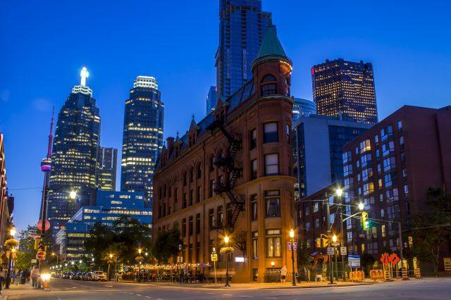 King St East, Toronto