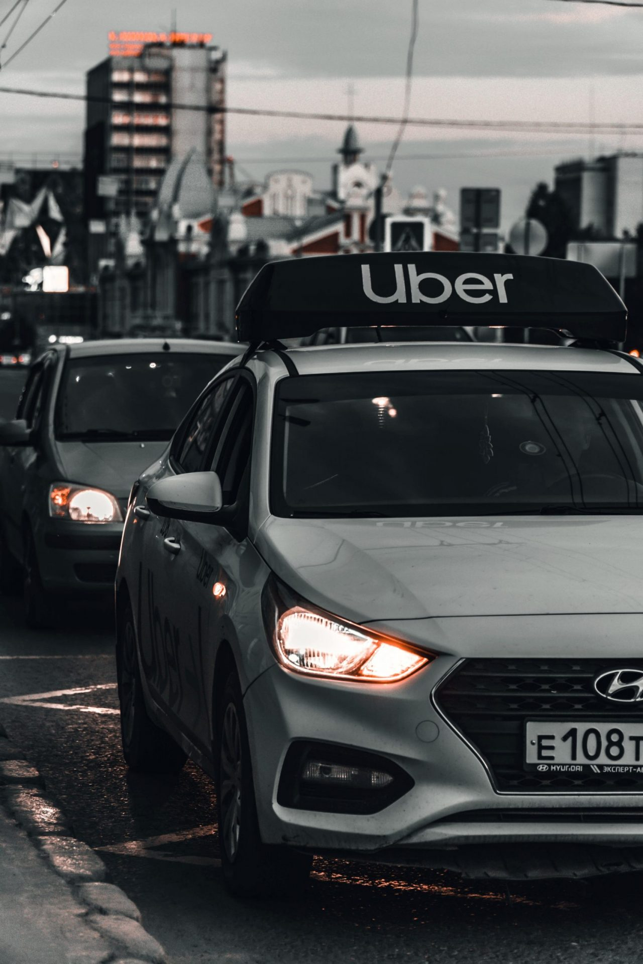 Uber ride share