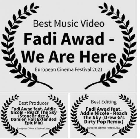 Fadi Awad - we Are Here
